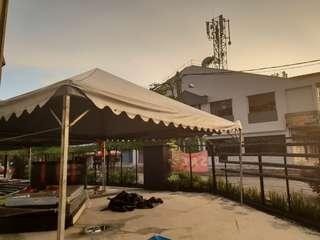 Canopy 20x20 Pyramid