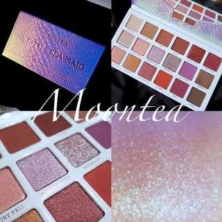 Moontea Palette-MY LITTLE SEA-MAID Mermaid Eyeshadow Palette
