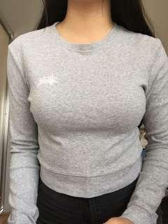 Stussy cropped jumper