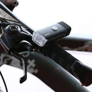 Bright Cree Front Light 180 lumen USB Rechargeable