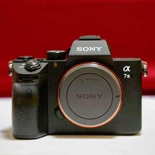 Rent: Sony A7iii