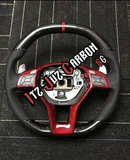 Mercedes A45 AMG Carbon steering