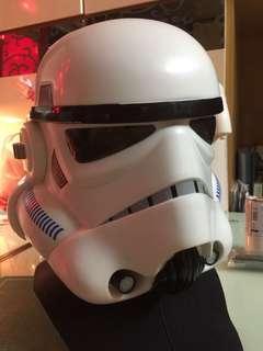 1:1星球大戰白兵頭盔