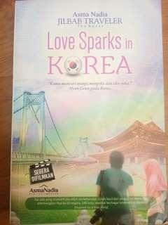 Love Spark in Korea