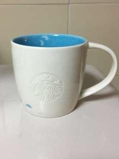 Starbucks 星巴克logo雕刻馬克杯