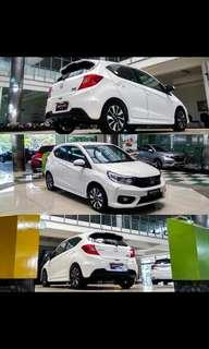 Mobil all new Brio