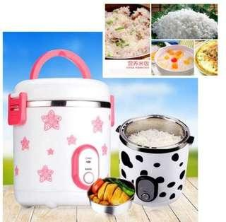 Mini Rice Cooker 1L