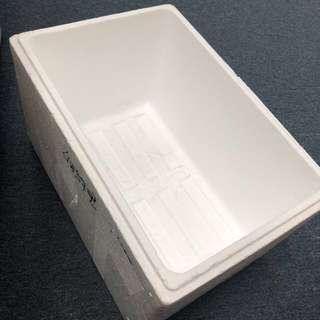 Cover Styrofoam Box, Ice Box, Foam Box BBQ, Fishing with Cover