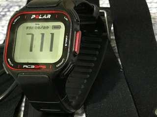 Polar RC3 GPS - with HRM chest strap