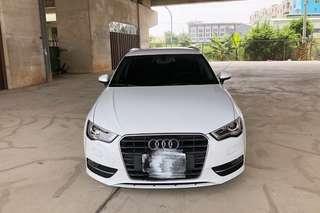 Audi Sportback 35TFSi 2014款