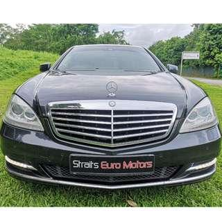 Mercedes-Benz S350 CGI for lease!
