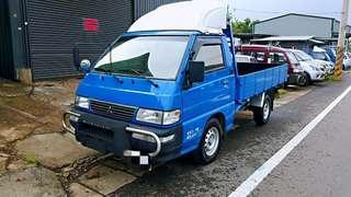 2005 得利卡 2.0 貨車 2.7噸