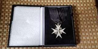 聖約翰司令勳銜 (Commander,簡稱「CStJ」