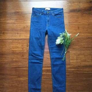 Stradivarius high waisted jeans