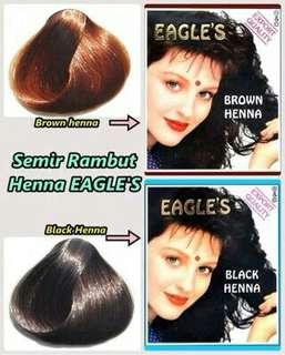 Henna Eagels Pewarna