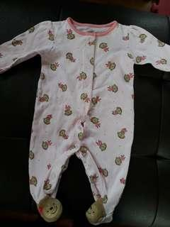 Carter's Frogsuit (3-6 mnths)