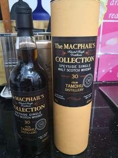 Whisky Macphail's 30 yr