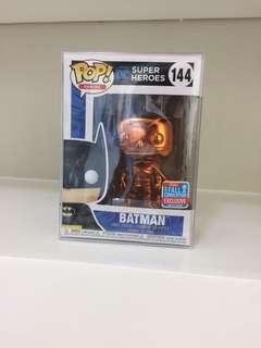 Batman Orange Chrome FCE