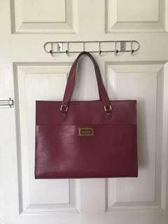 Christmas 🎄 Sale ‼️Tribu Leather Laptop Bag