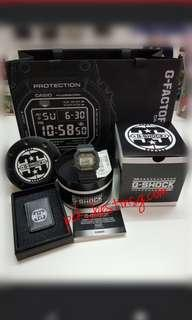 CNY DEAL🍊🍊🍊G SHOCK DW5035D-1BDR. Brand New 1 Year Warranty On Date Of Purchase.!