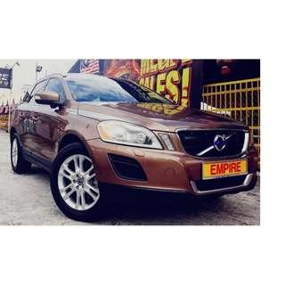 VOLVO XC60 2.0 ( A ) T5 NEW FACELIFT !! TURBO EDITION !! FULL SERVICE RECORD !! PREMUIM EXECUTIVE !!