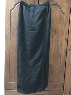 Long Black Skirt #Jan50
