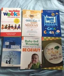 Vietnamese parenting books