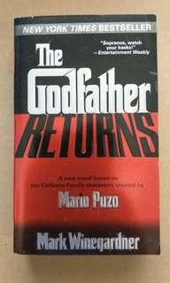 The Godfather Returns Novel