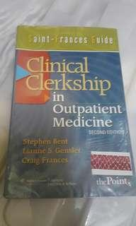 clinical clerkship