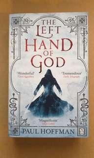 The Left Hand of God Novel