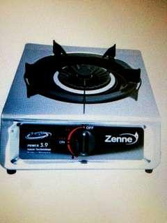 Zenne portable gas cooker