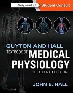 Guyton and Hall - Textbook of Medical Physiology, 13E, 2016