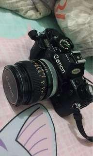 🚚 Canon AE-1