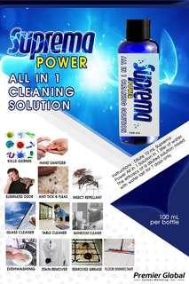 ALL IN 1 CLEANING SOLUTION