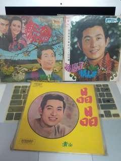 青山 胶唱片