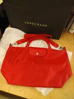Authnentic Longchamp Le Pliage Neo Bag Handbag #斷捨離101