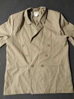 Limited, Beige Dress Coat