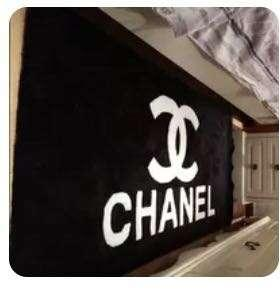 Chanel carpet