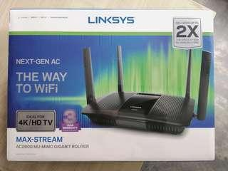 Linksys Max-stream AC2600 router