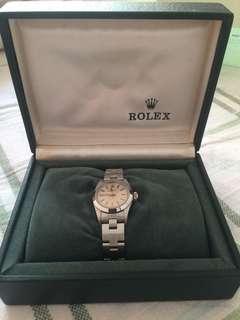 Rolex Ladies' Steel Oyster #67180