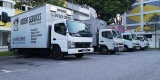 Mover Delivery Removal Disposal