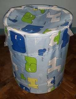 Bendable Laundry storage