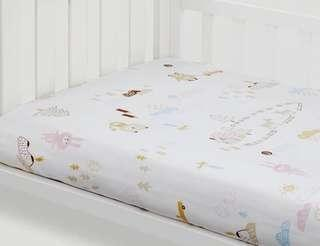 🚚 Baby Cot Bedsheet / Fitted Sheet