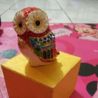 Hiasan owl