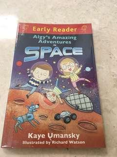 Early Reader Algy's Adventures in Space