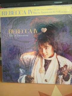 Rebecca Maybe Tomorrow LP