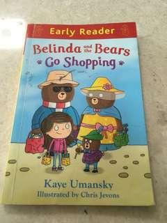 Early Reader Belinda and the Beard Go Shopping