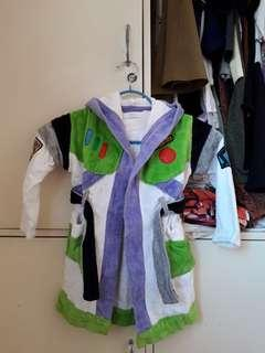 Buzz Lightyear Bathrobe