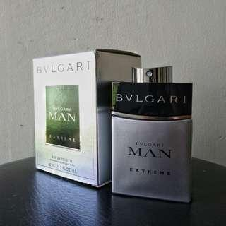Authentic Bvlgari Perfume