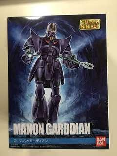 Super Minipla 巨神Giant Gorg Manon Garddian